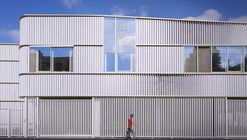 Escuela Lucie Aubrac / Saison Menu Architectes Urbanistes