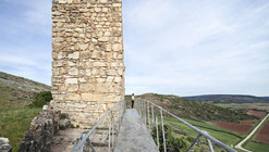 Rehabilitación de Torre Árabe en Riba de Saelices / Ignacio Vila Almazán + Alejandro Vírseda Aizpún + José Ignacio Carnicero