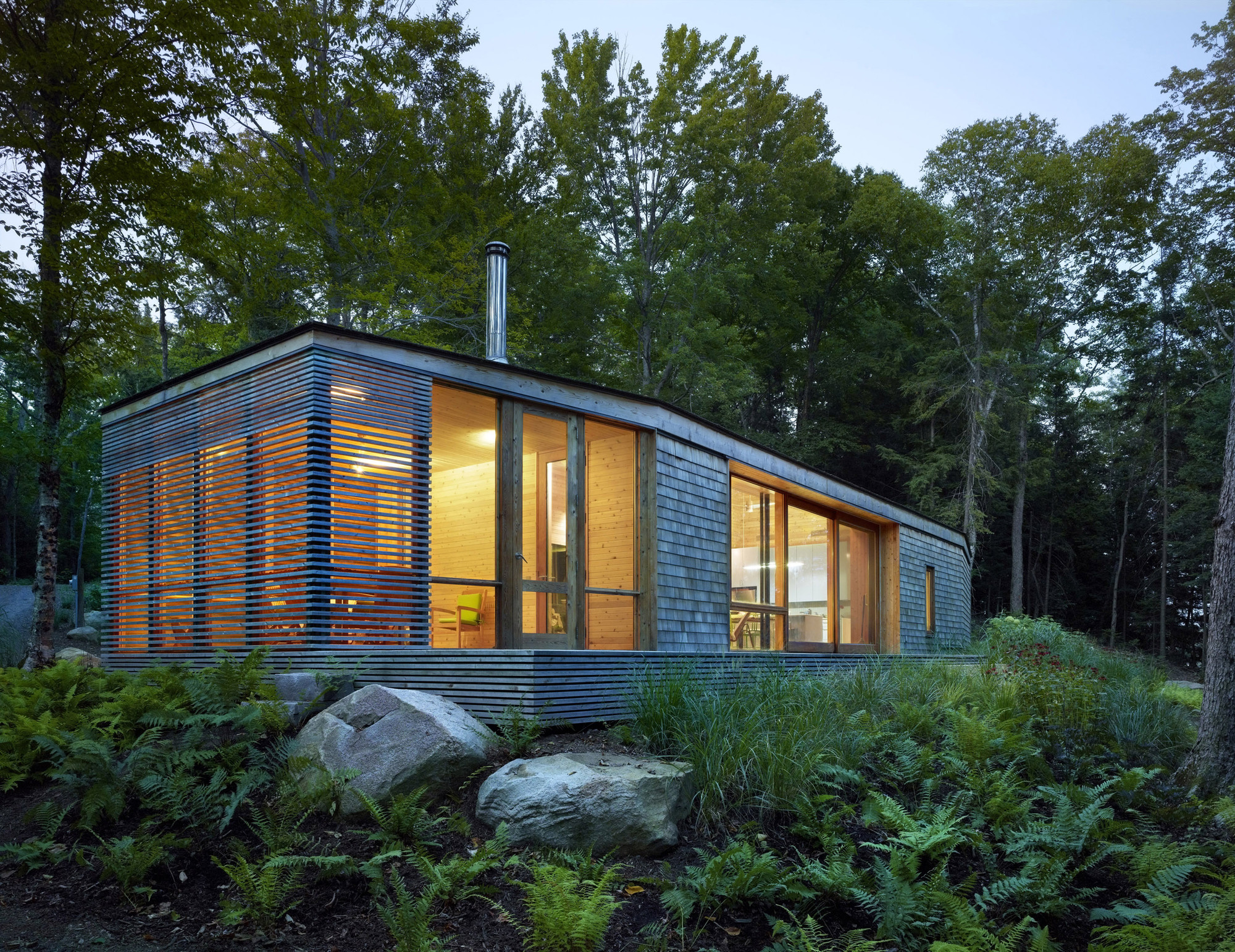 Gallery of stealth cabin superk l inc 1 for Design house inc