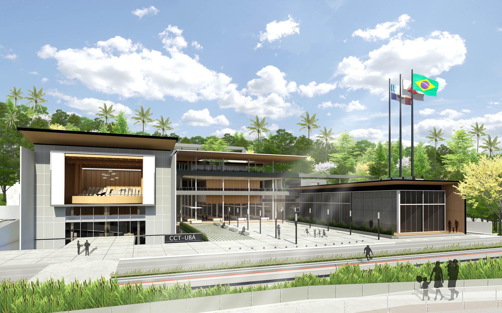 Vencedor da II Bienal da Zona da Mata Mineira - Complexo Cultural e Turístico de Ubá / Arsenic Arquitetos Associados, Courtesy of Arsenic Arquitetos Associados