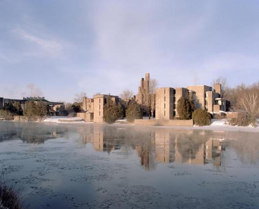 Trent University in Peterborough, Ontario. Image © Alexi Hobbs