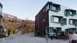 Broadway Housing / Kevin Daly Architects