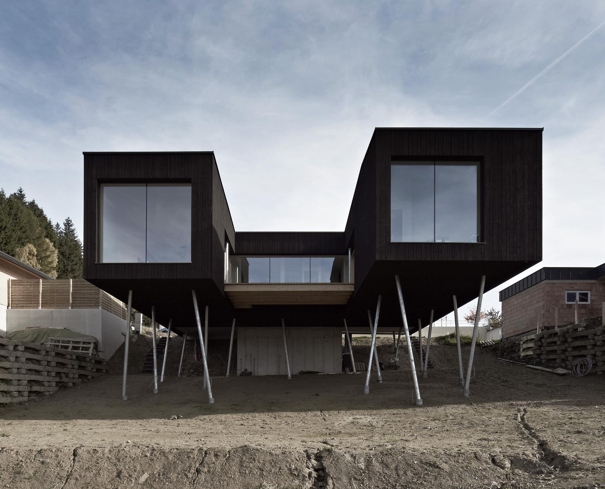 House S / HPSA, © Dietmar Hammerschmid