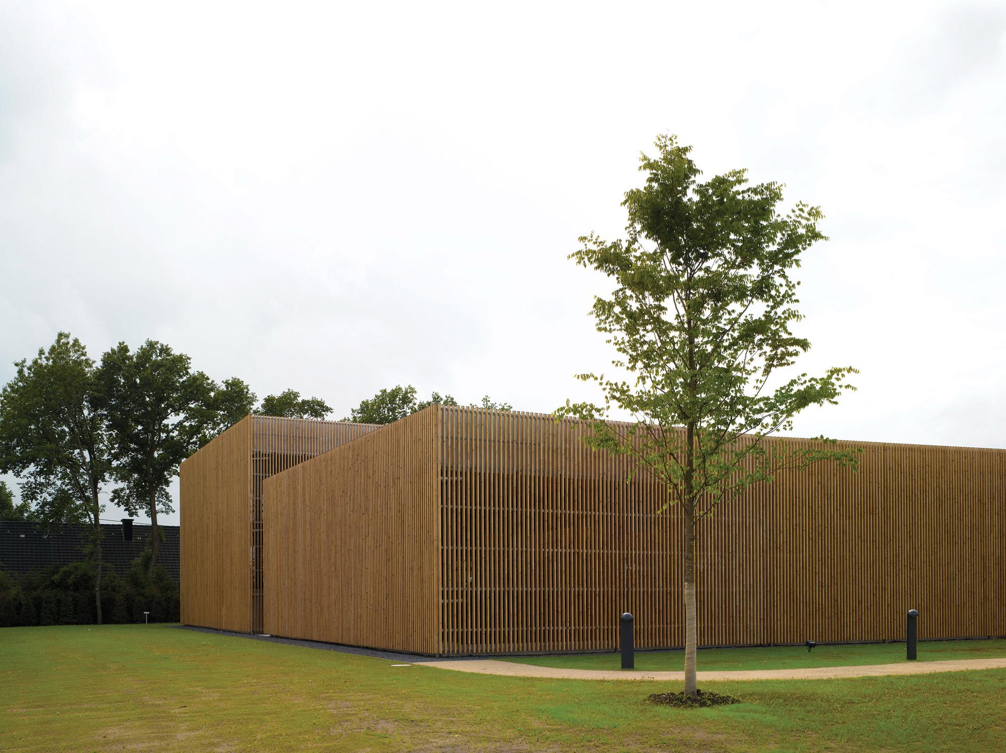 Frenzel Und Frenzel parking garage birk heilmeyer und frenzel architekten archdaily