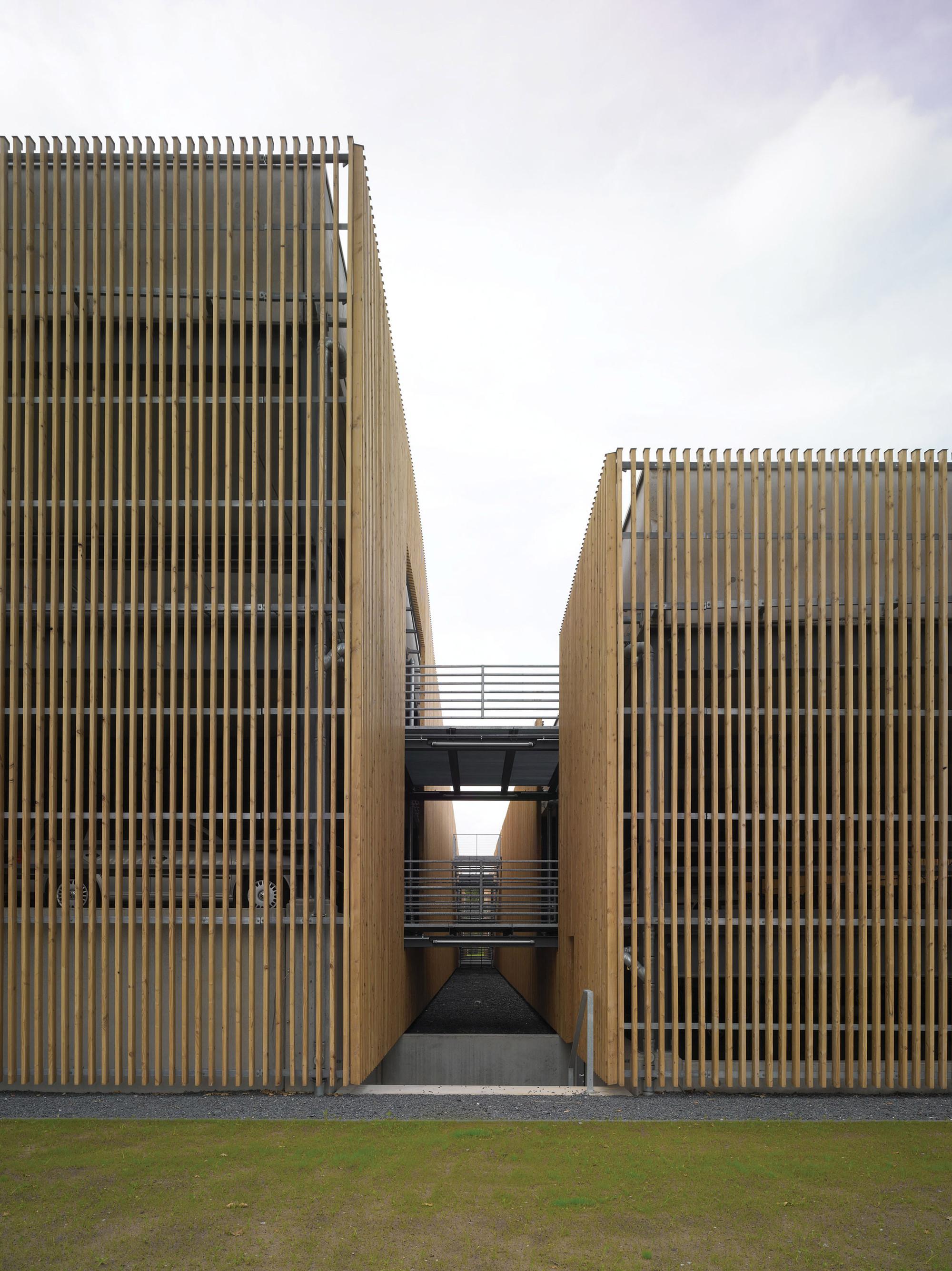 Frenzel Und Frenzel gallery of parking garage birk heilmeyer und frenzel architekten 10