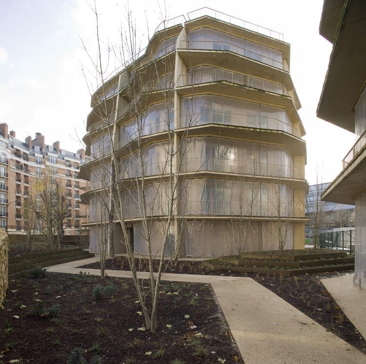 Herold - 100 Social Housing  / Jakob + MacFarlane, © Nicolas Borel