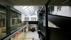 Public Library of A.& M. Miskiniai in Utena town / 4PLIUS Architects