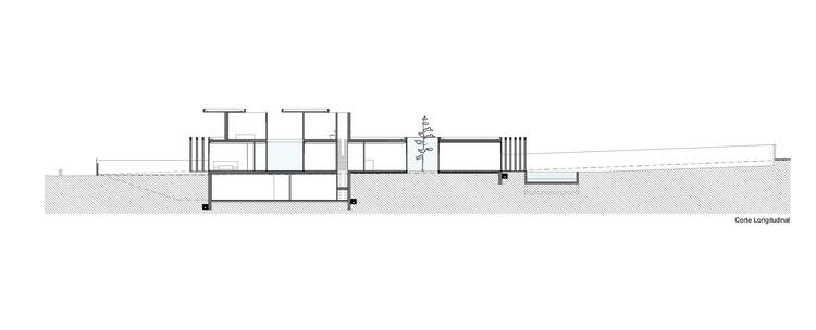 F bio coentr o house ant nio fernandez architects for Piscina rigida rectangular