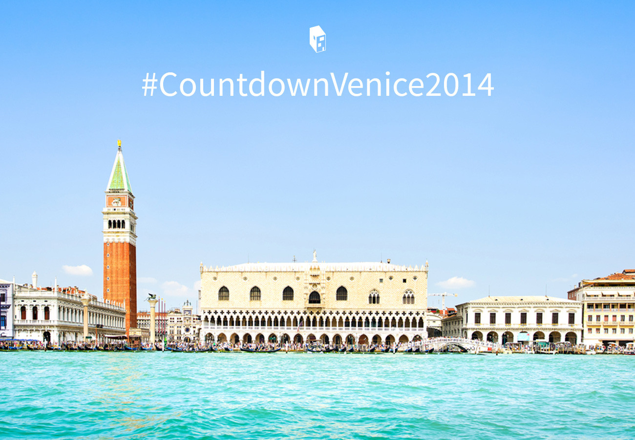 One Month to Go! Join ArchDaily's #CountdownVenice2014, Courtesy of Shutterstock.com