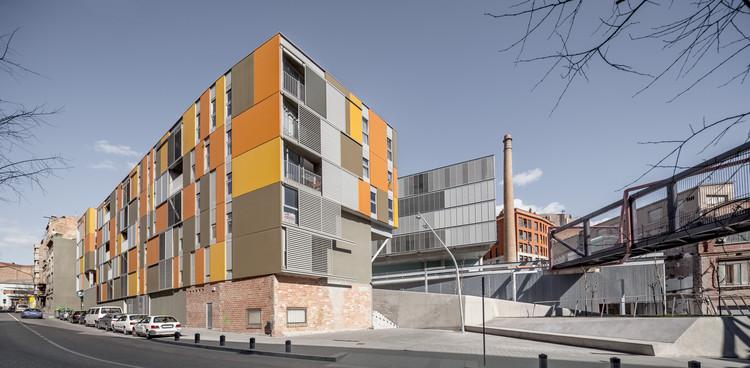 Bloques De Viviendas y Urbanización en Manresa / Pich-Aguilera Architects, Courtesy of Pich-Aguilera Architects