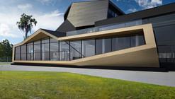 Clube de Tênis Istra / Za Bor Architects