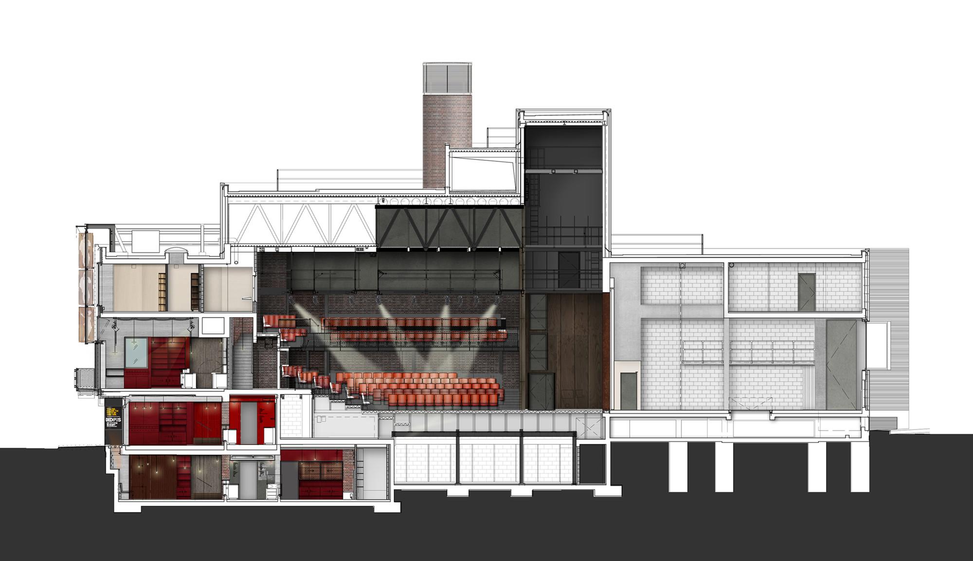 Everyman Theatre Haworth Tompkins Archdaily