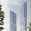 ST Towers, Moscow. Image © SPEECH architectural office