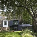 Casa Lens / Alison Brooks Architects. Imágen © Paul Riddle