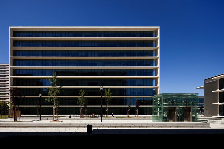Campus da Justiça - Parcela Sul  /  Frederico Valsassina Arquitectos, © Fernando Guerra | FG+SG