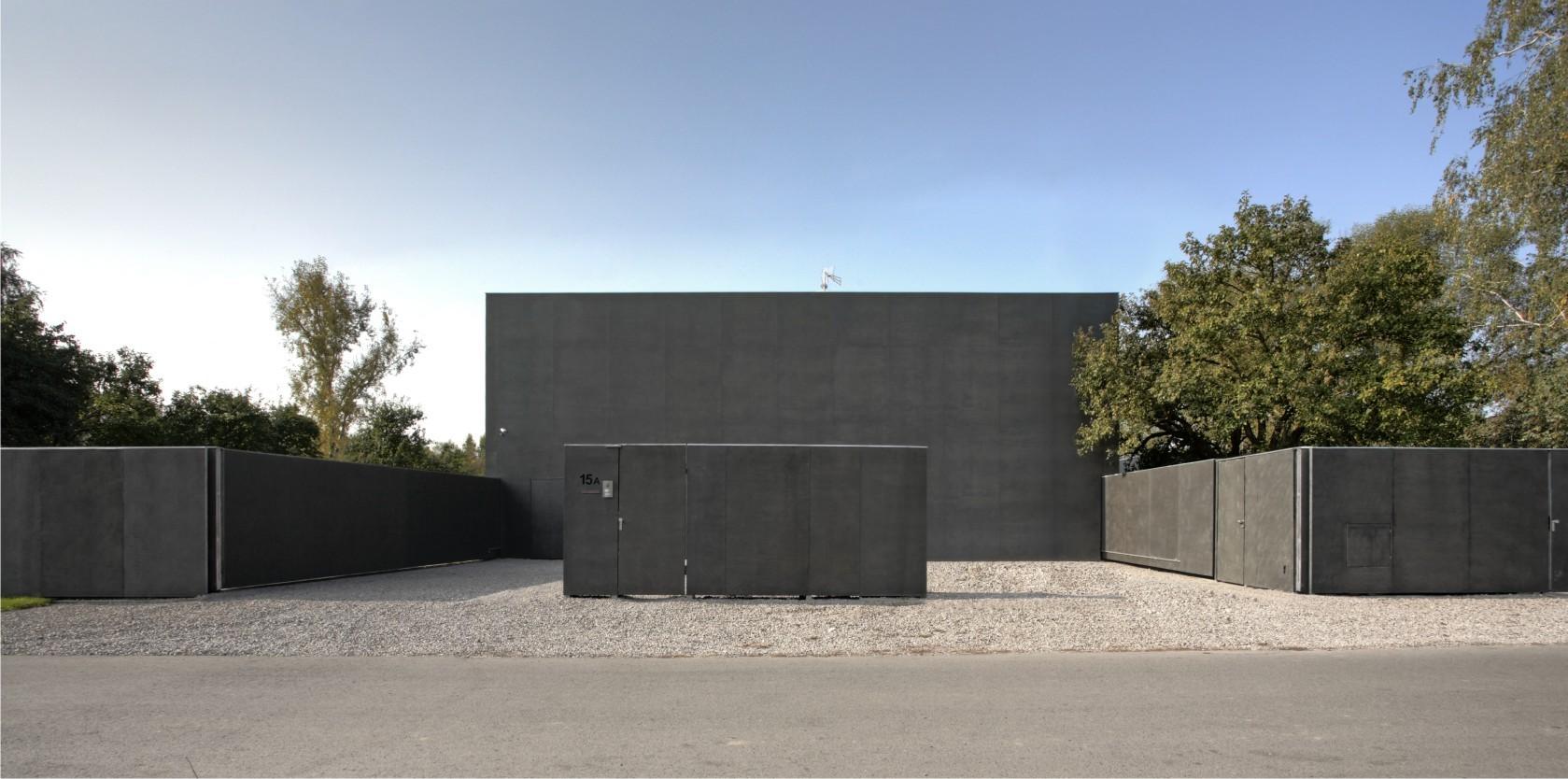 Casa Segura / Robert Konieczny KWK Promes