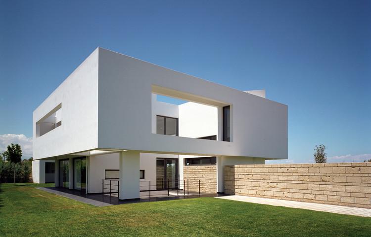 Residencia en la Antigua Corinto / Spiros Papadopoulos Studio, © Charalampos Louizidis