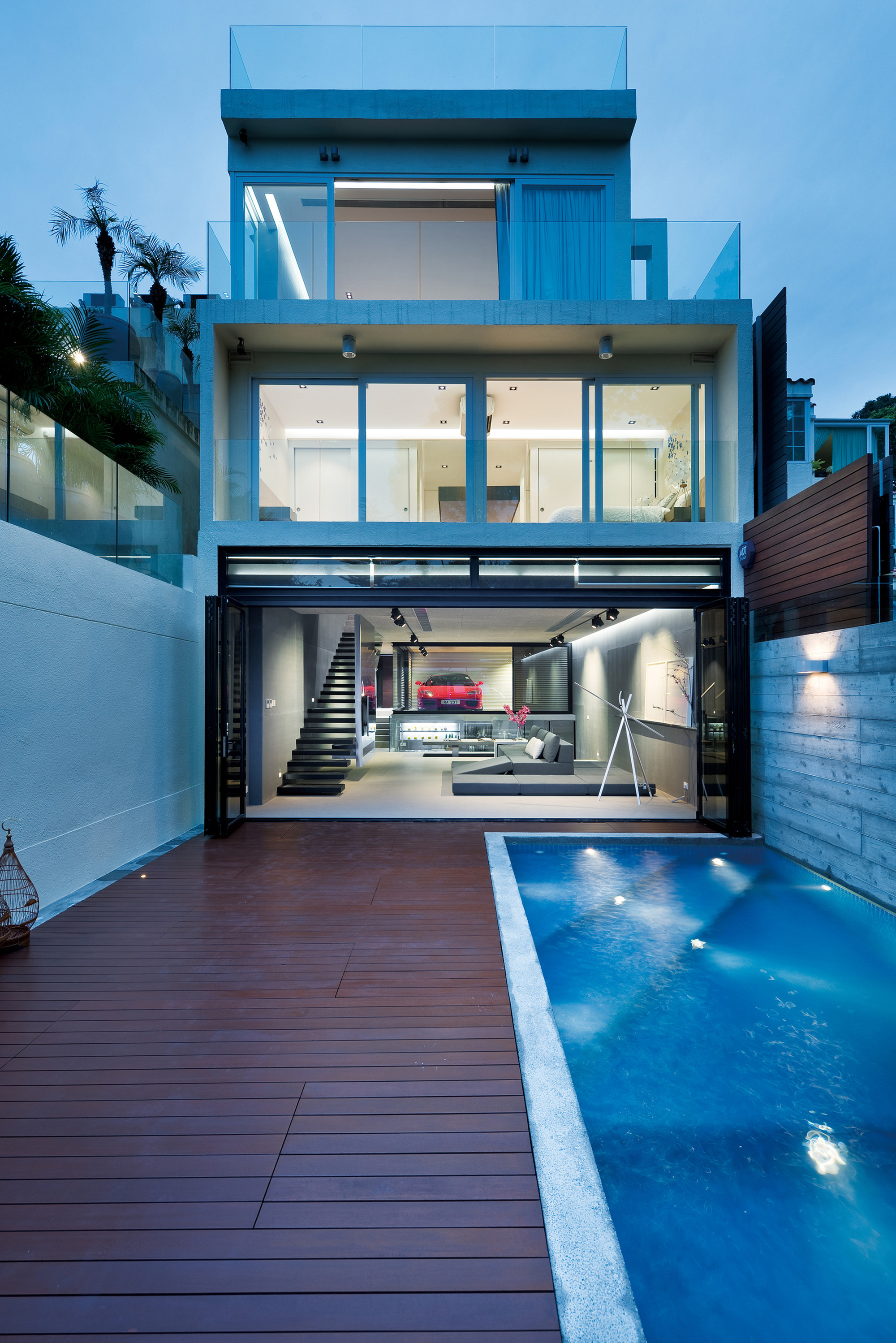 Gallery of House in Sai Kung / Millimeter Interior Design - 4