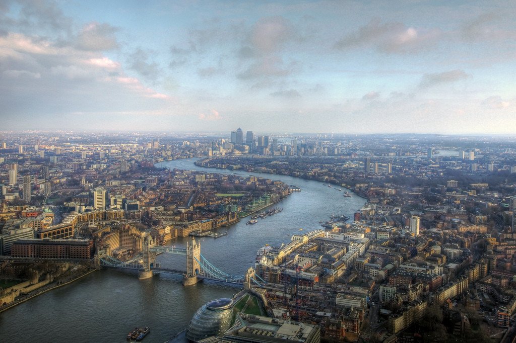 21 Finalists Announced for Bloomberg Mayors Challenge, London. Image © Flickr CC User mariusz kluzniak