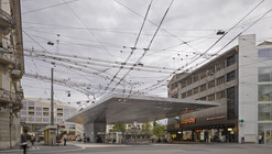 Plaza de la Estación de Winterthur / Stutz Bolt Partner