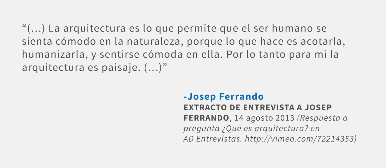 Frases: Josep Ferrando