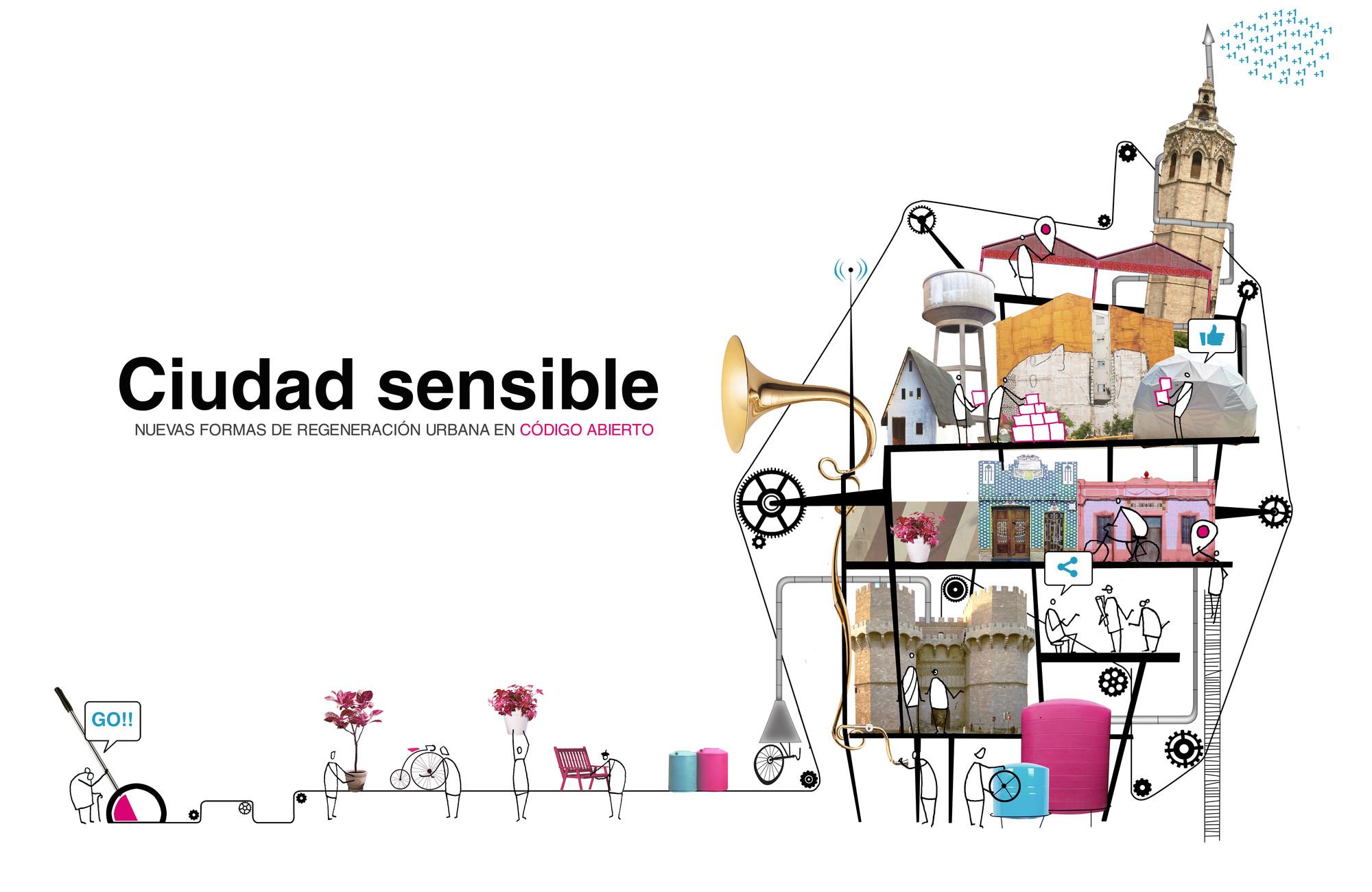 #CiudadSensible 2014 / Valencia, España, Courtesy of Carpe Via