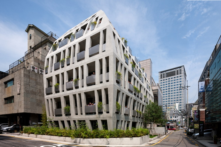 Gilmosery / Kim in-cheurl+ARCHIUM, © Wansoon Park