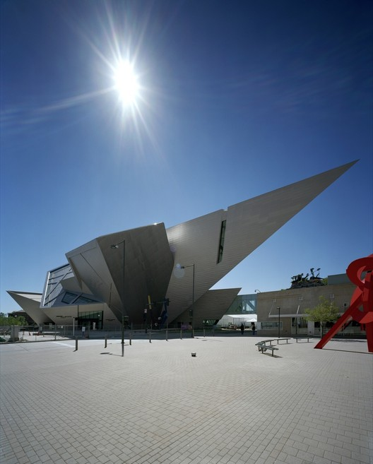 Spotlight daniel libeskind archdaily for Daniel libeskind architectural style
