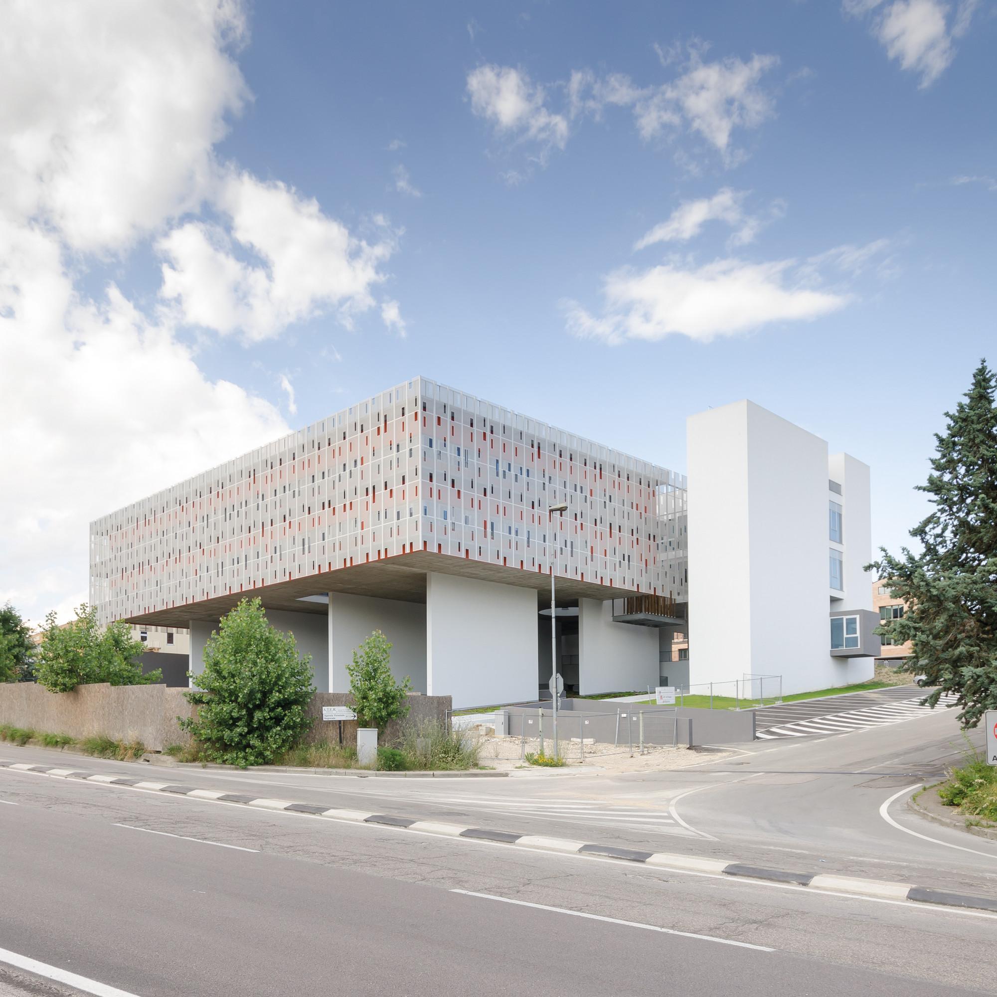 Citadel of Construction / HOFLAB+HOFPRO, © Dario Diarena