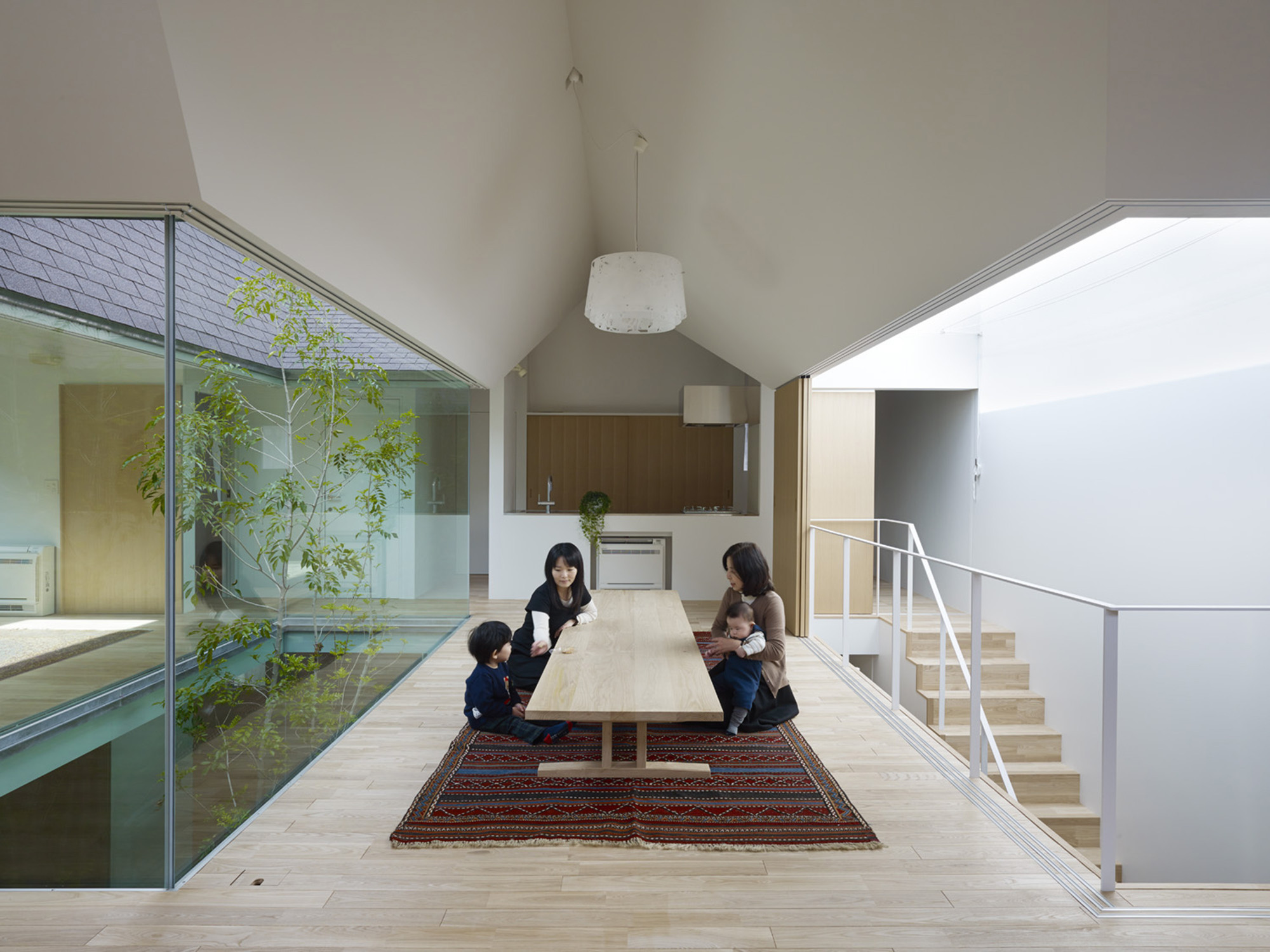 Atlas house  / Tomohiro Hata Architect and Associates, © Toshiyuki Yano