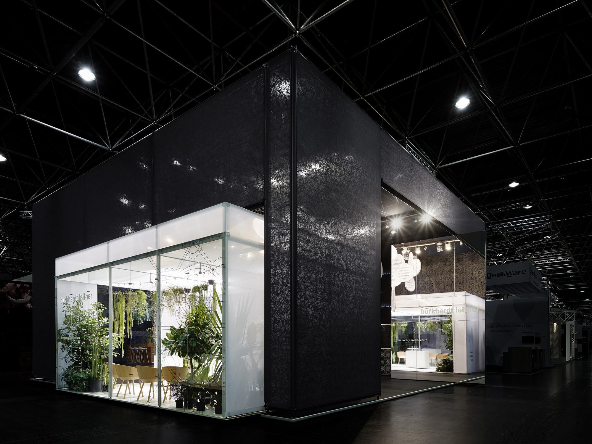 Exhibition Stand Ceiling : Burkhardt leitner constructiv exhibition ippolito fleitz