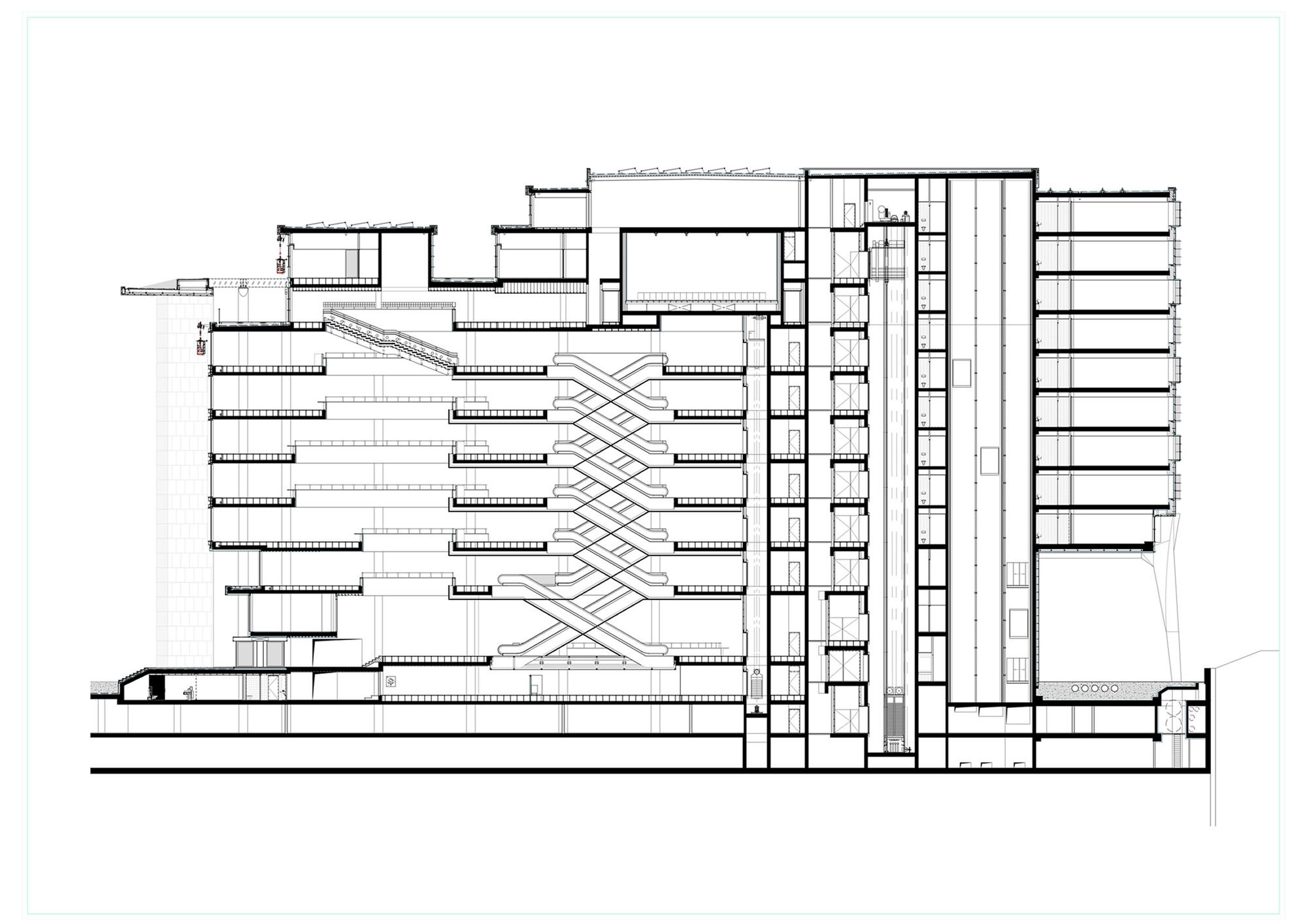 Public Library Amsterdam Jo Coenen Co Architekten