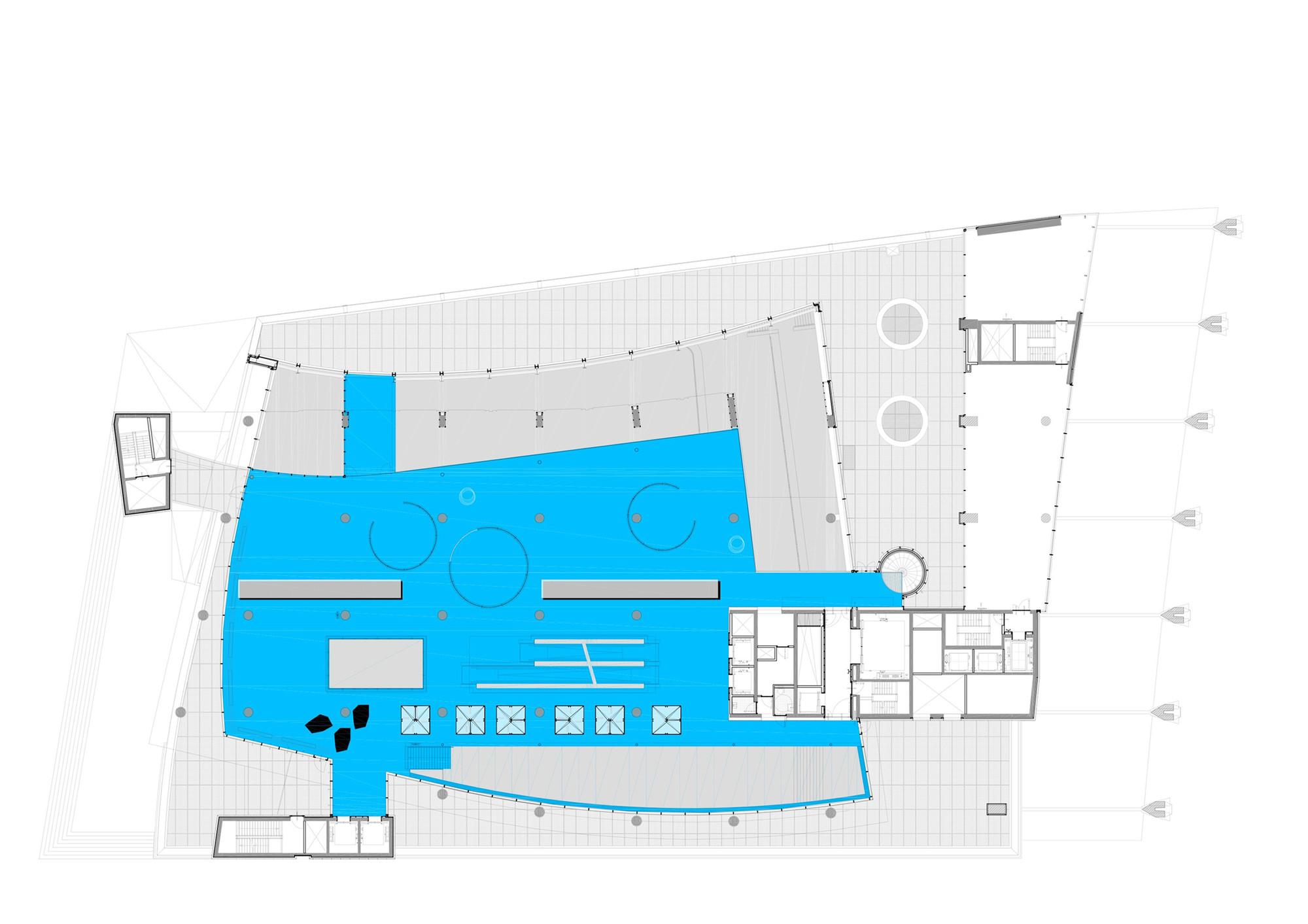 gallery of public library amsterdam jo coenen u0026 co architekten 15