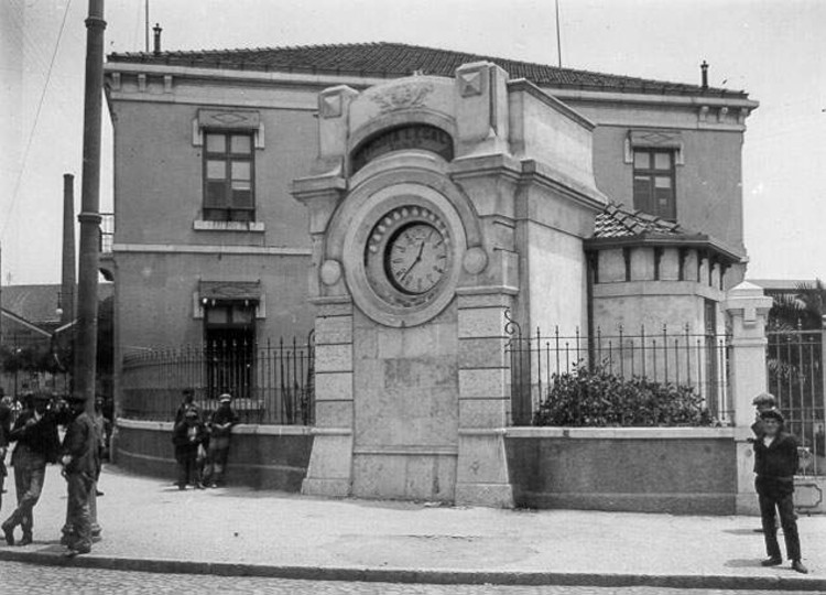 Rehabilitaci n del palacio del reloj alexandre marques - Arquitectura pereira ...
