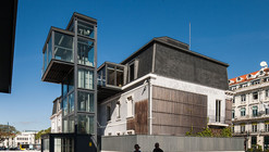 Rehabilitación del Palacio del Reloj / Alexandre Marques Pereira Arquitectura