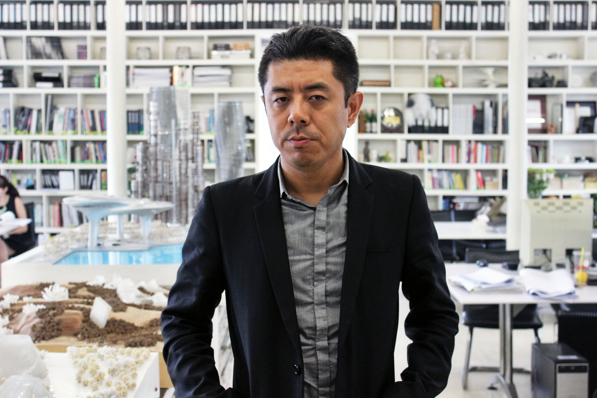 Ma Yansong Listed as Top 100 Most Creative in Business , Ma Yansong, MAD Architects. Image © Edoardo Giancola