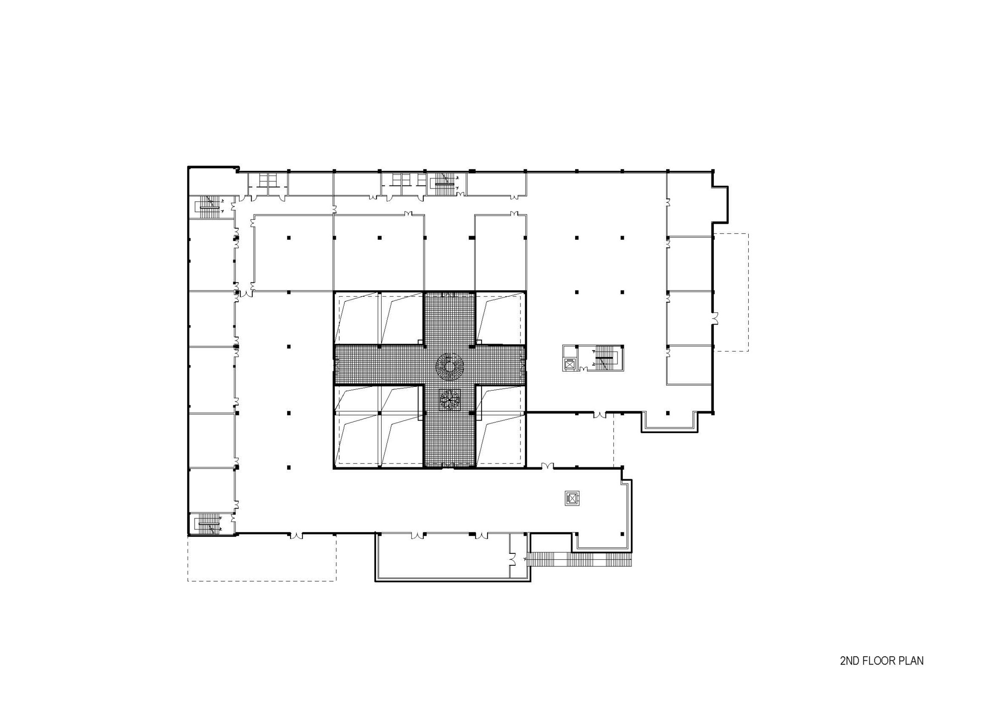 gallery architecture plan - photo #17