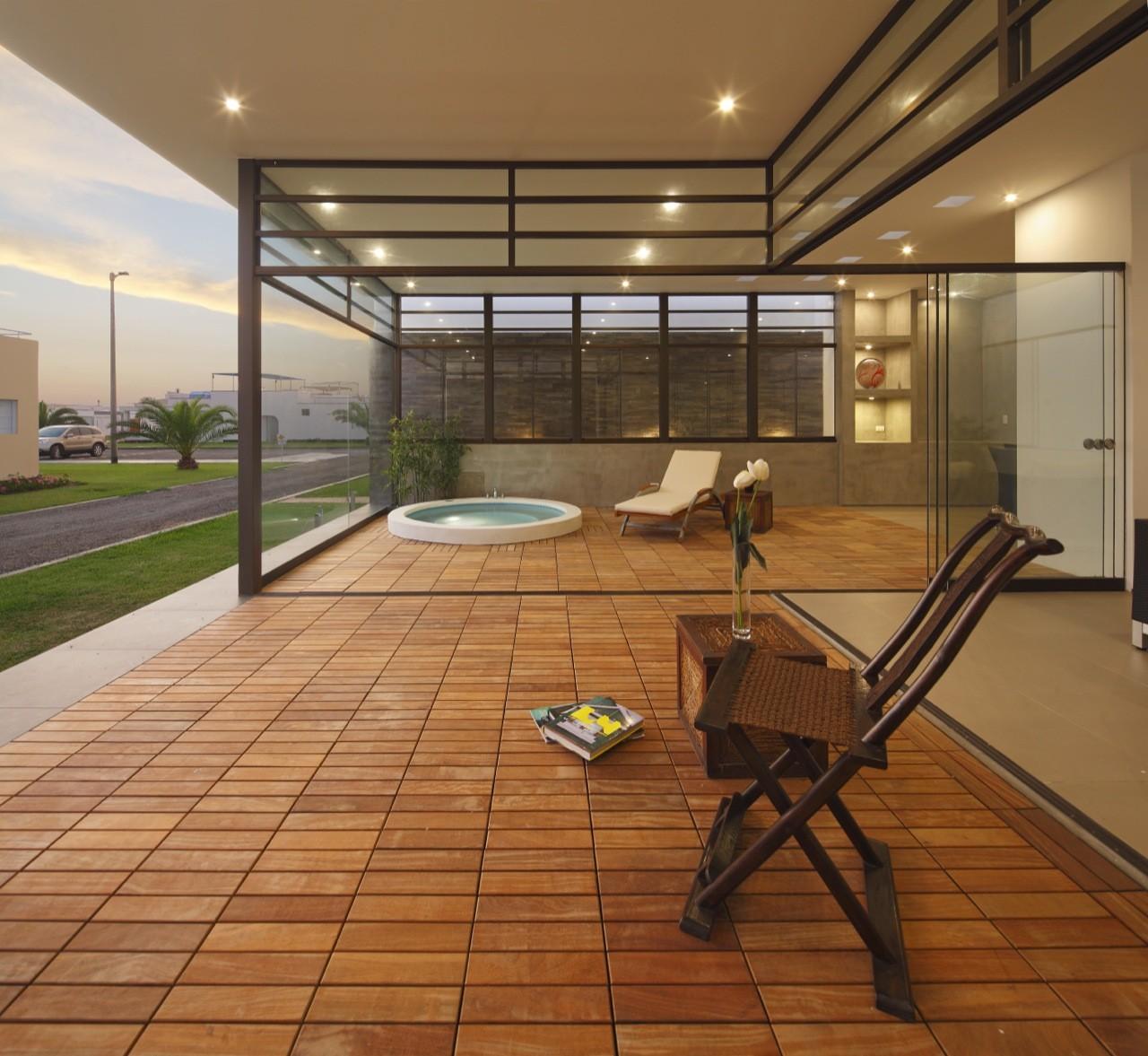 Zen House / Estudio Gómez de la Torre & Guerrero Arquitectos, © Juan Solano