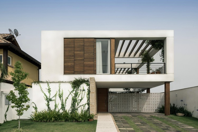 Casa Terraville / AT Arquitetura, © Marcelo Donadussi
