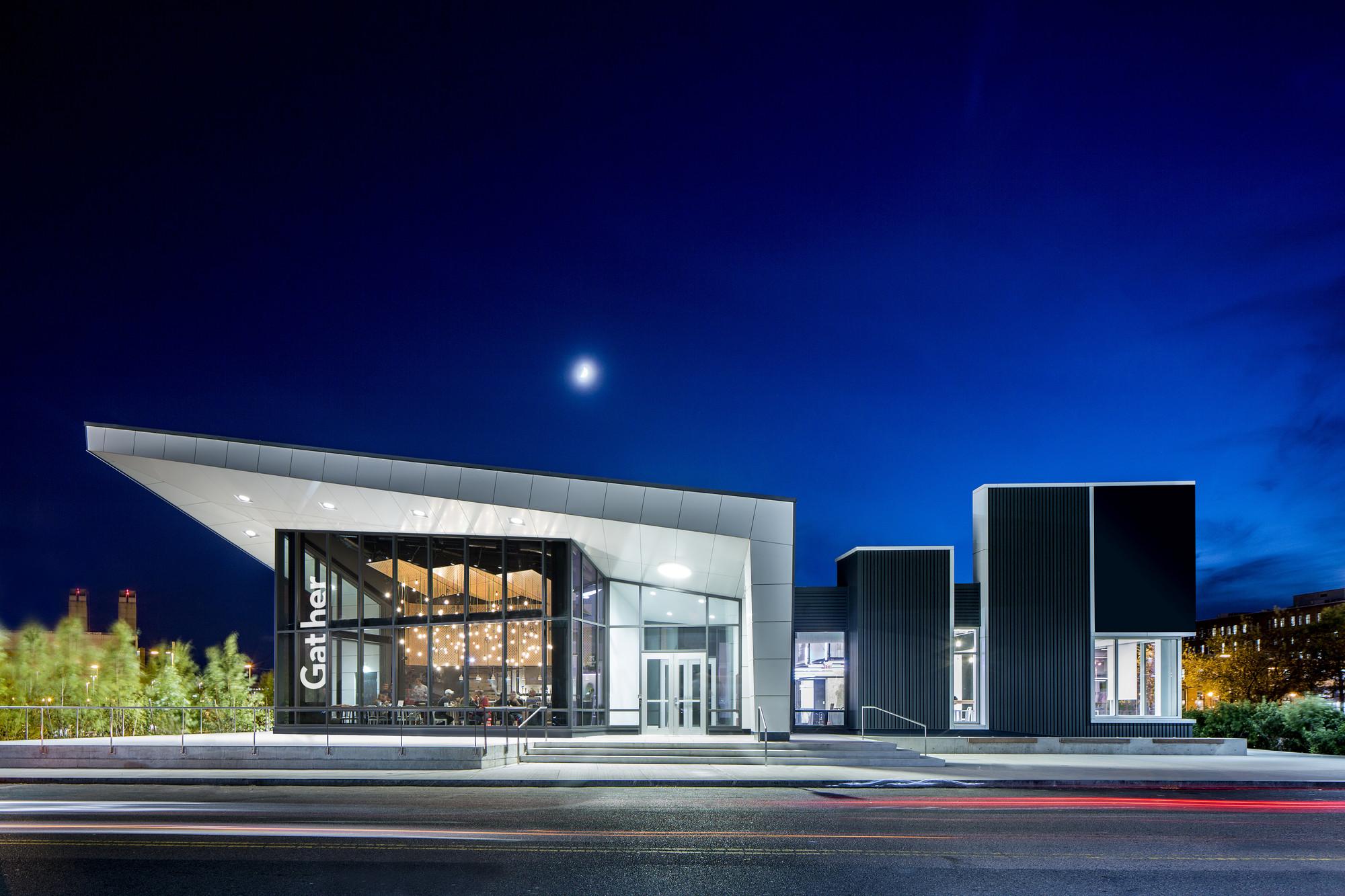 District Hall, Boston's Public Innovation Center / Hacin + Associates, © Gustav Hoiland, Flagship Photo