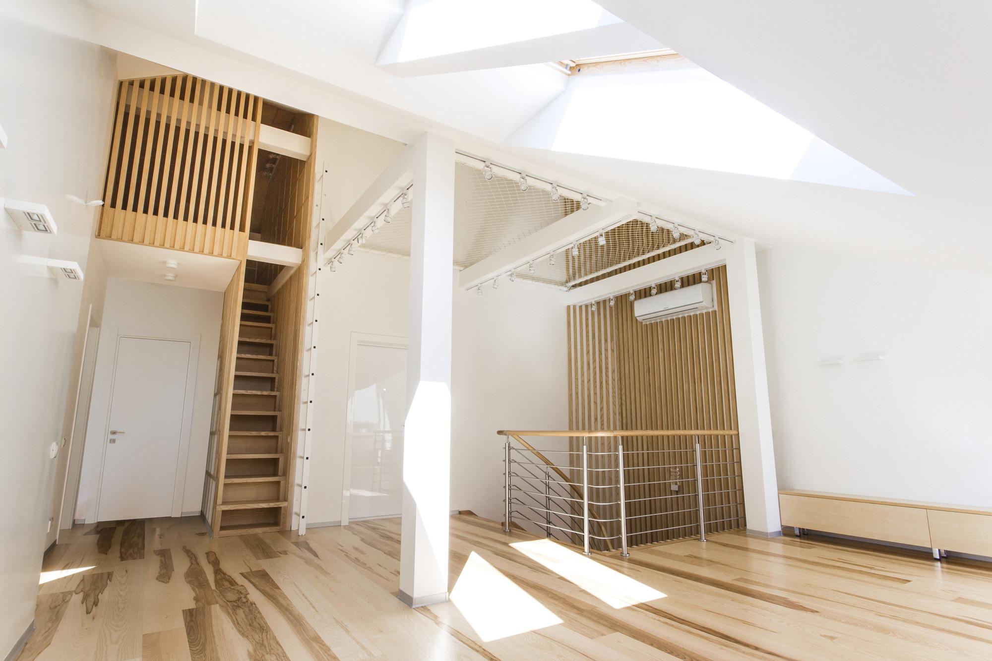 Gallery Of Loft Apartment Ruetemple 5