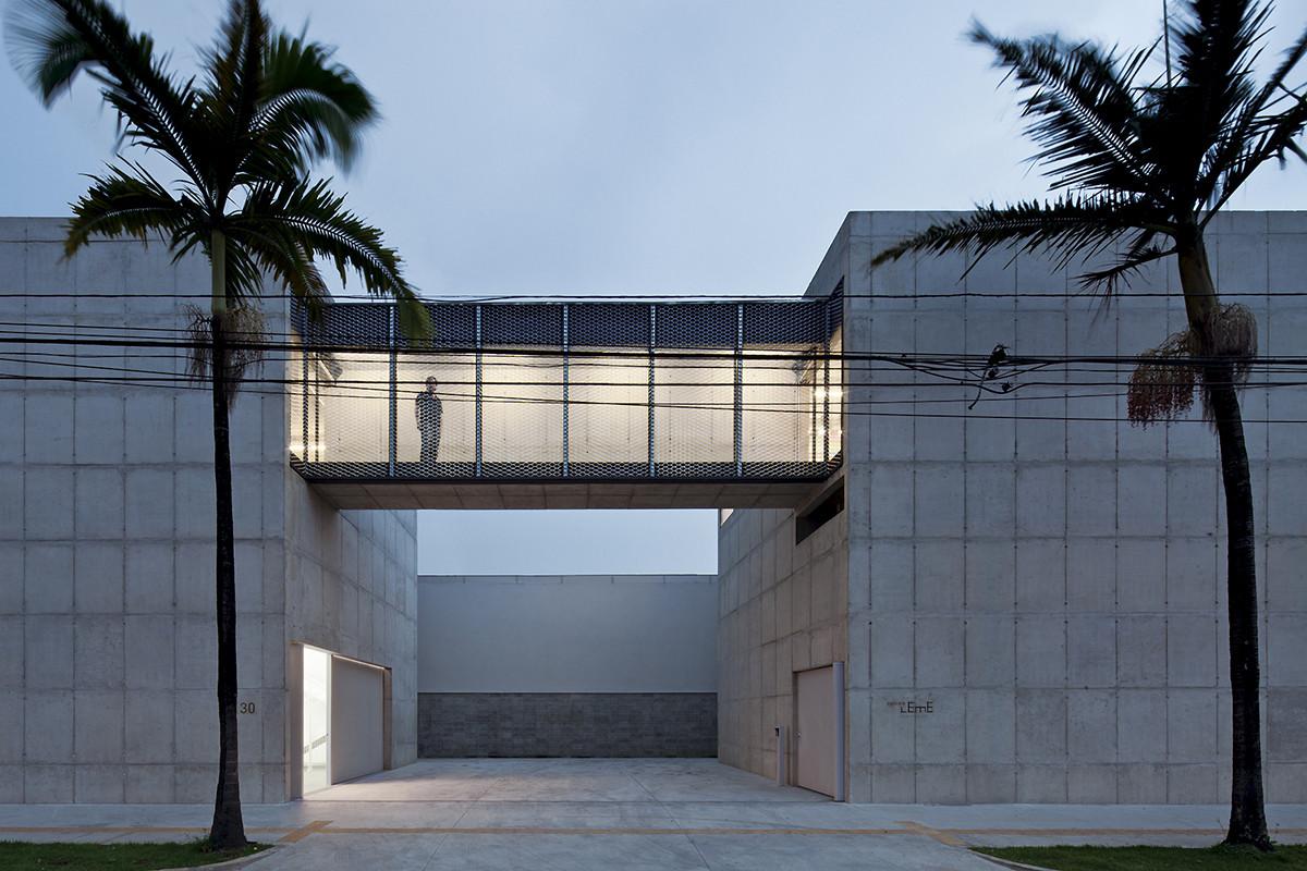 Divulgados os projetos brasileiros selecionados para o Panorama de Obras da IX BIAU, Nova Galeria Leme . Image © Leonardo Finotti