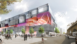 "J. Mayer H. Wins Competition to Design Berlin ""Experience Center"""