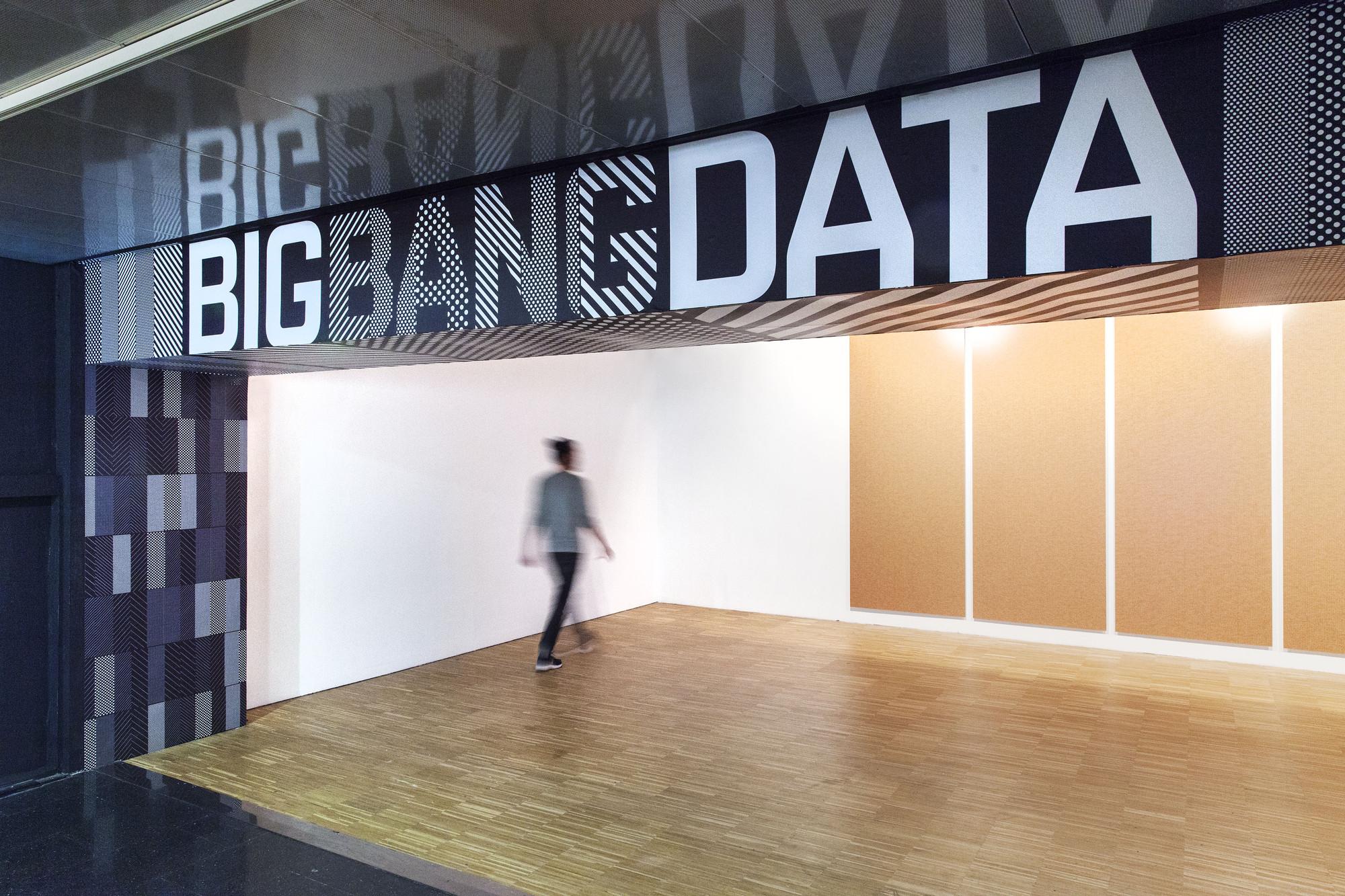 Big Bang Data en el CCCB / Barcelona, España, Exposición Big Bang Data en CCCB. Image © Gunnar Knechtel