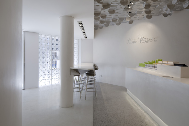 Aimé Patisserie / LUKSTUDIO, © Peter Dixie
