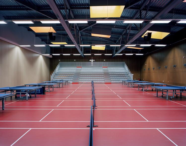 complexo multiesportivo antony archi5 associados com tecnova architecture archdaily brasil. Black Bedroom Furniture Sets. Home Design Ideas