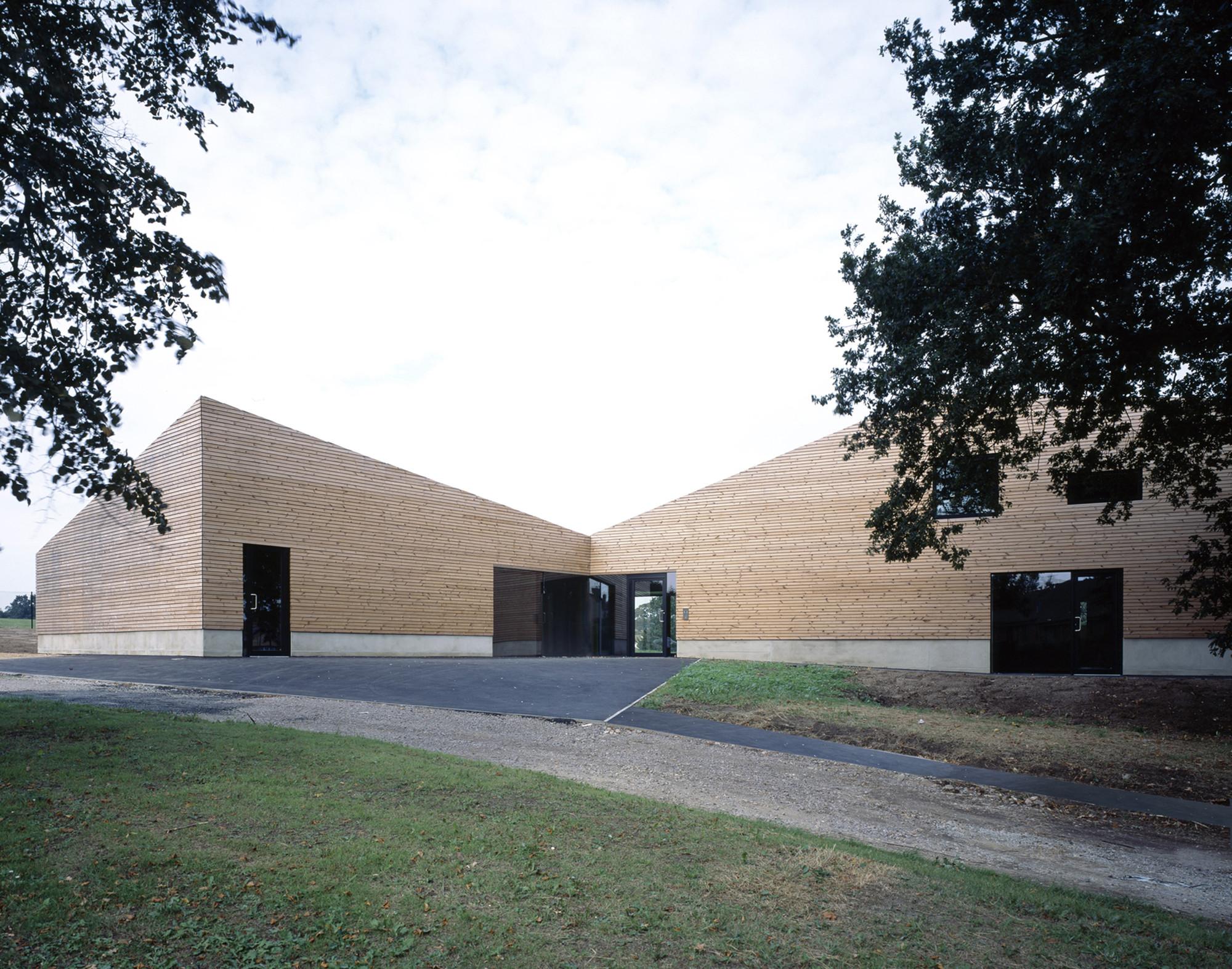 St Anne's SureStart Centre  / DSDHA, © Edmund Sumner