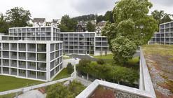 Moradia Estudantil em Luzern  / Durisch + Nolli Architetti