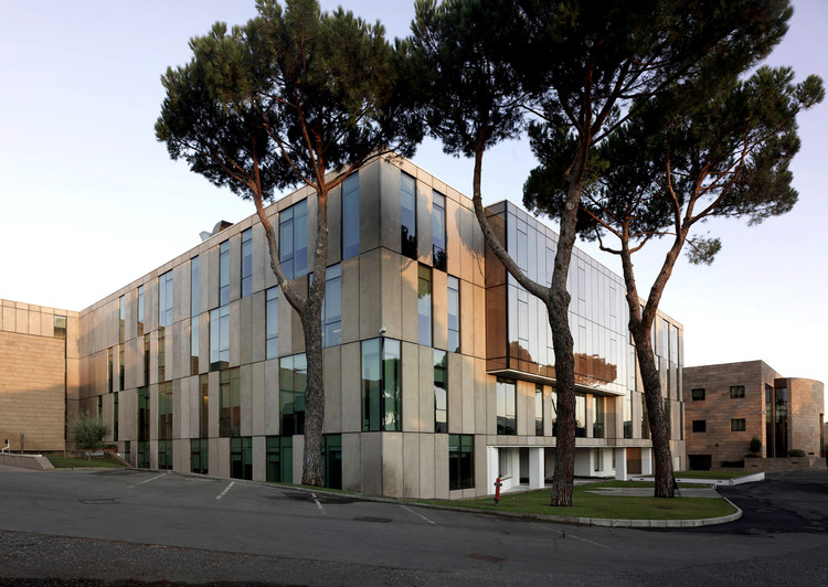Sede da Gucci / Genius Loci Architettura, © Pietro Savorelli