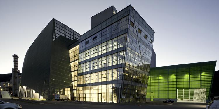"""Planta de Tratamiento """"De Desechos a Energía"""" en Bolzano  / Cl&aa Architects, © Alessandra Chemollo"""